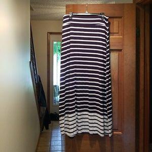 Talbots Maxi Skirt